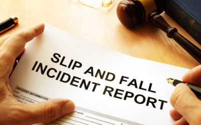 Ohio Slip And Fall Law